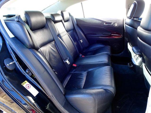 2011 Lexus GS 450h Hybrid Madison, NC 36