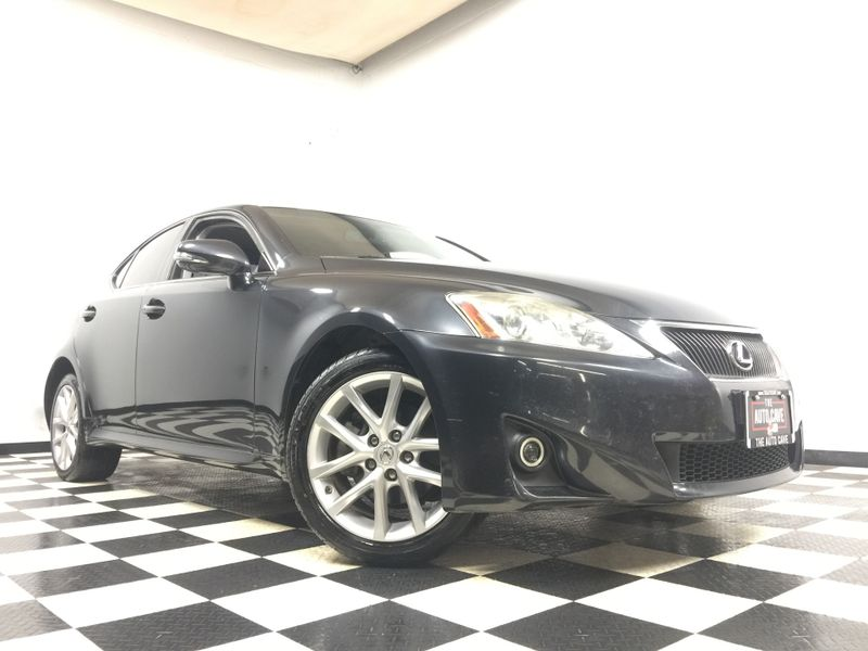 2011 Lexus IS 250 *Easy Payment Options*   The Auto Cave in Addison