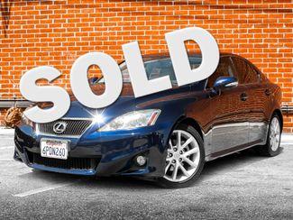 2011 Lexus IS 250 Burbank, CA