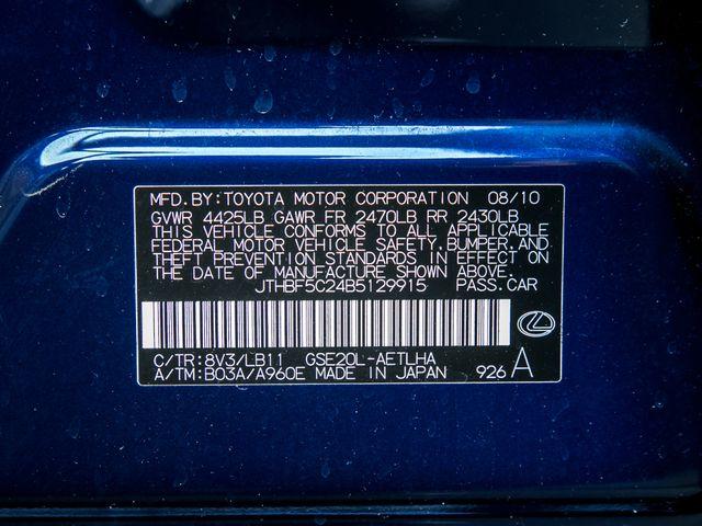 2011 Lexus IS 250 Burbank, CA 24