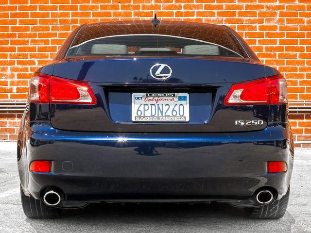 2011 Lexus IS 250 Burbank, CA 3
