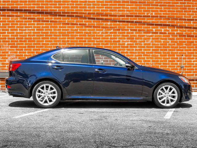 2011 Lexus IS 250 Burbank, CA 5