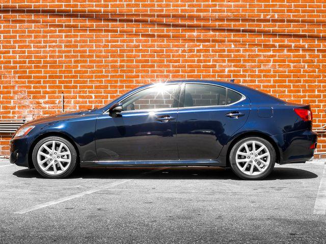 2011 Lexus IS 250 Burbank, CA 6