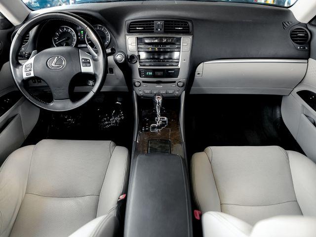 2011 Lexus IS 250 Burbank, CA 9
