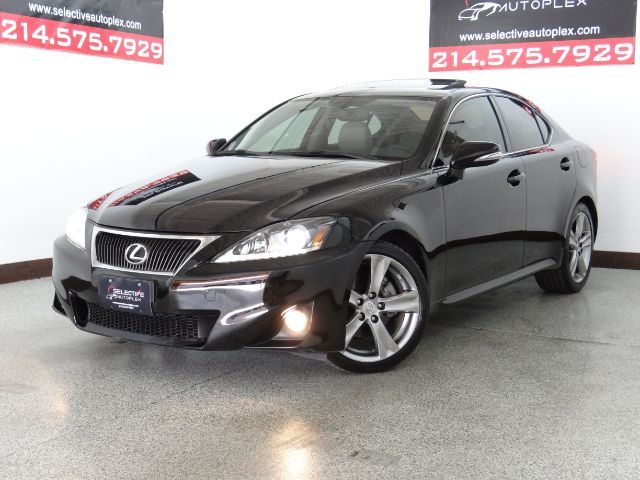 2011 Lexus IS 250 250 RWD, NAV, SUNROOF, HEATED/COOLED FRONT SEATS
