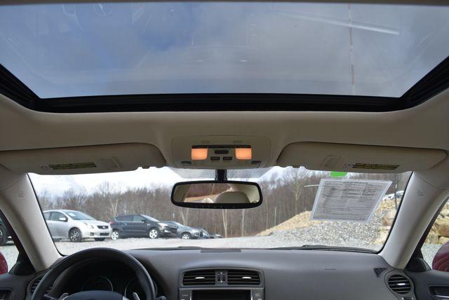 2011 Lexus IS 250 Naugatuck, Connecticut 15