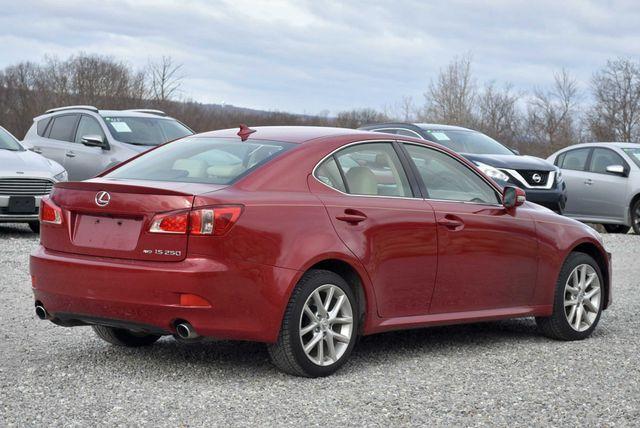 2011 Lexus IS 250 Naugatuck, Connecticut 4