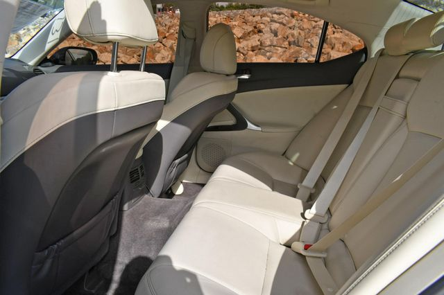 2011 Lexus IS 250 Naugatuck, Connecticut 11