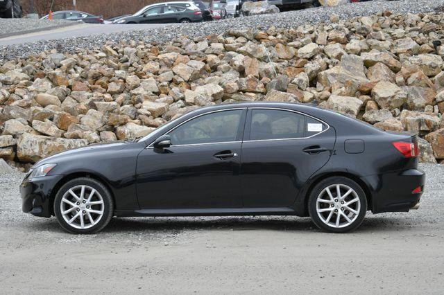 2011 Lexus IS 250 Naugatuck, Connecticut 1