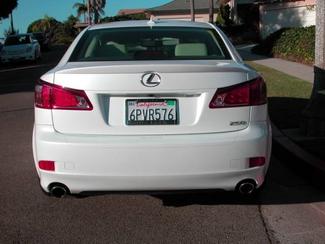 2011 Lexus IS 250 Navigation Low Mileage  One Owner California Car Super Clean  city California  Auto Fitnesse  in , California