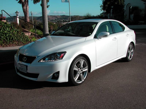 2011 Lexus IS 250, Navigation, Low Mileage!  One Owner, California Car, Super Clean! in , California