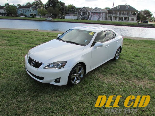 2011 Lexus IS 250 in New Orleans Louisiana, 70119