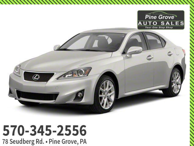 2011 Lexus IS 250 in Pine Grove PA