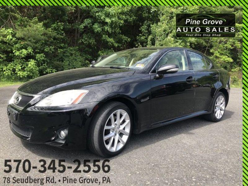 2011 Lexus IS 250    Pine Grove, PA   Pine Grove Auto Sales in Pine Grove, PA