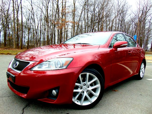 2011 Lexus IS 250 With NAVIGATION