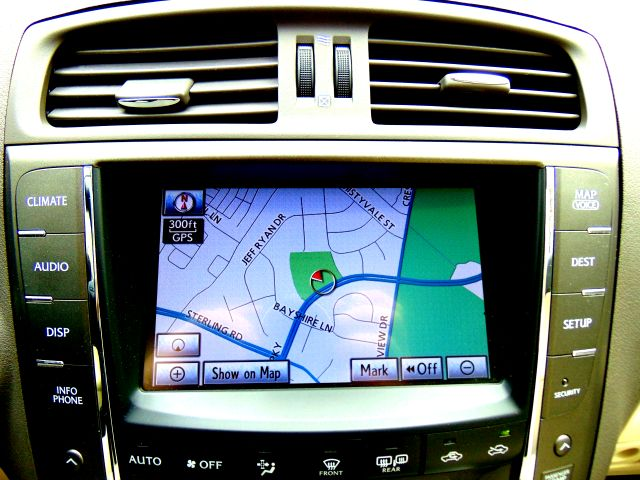 2011 Lexus IS 250 With NAVIGATION in Sterling, VA 20166