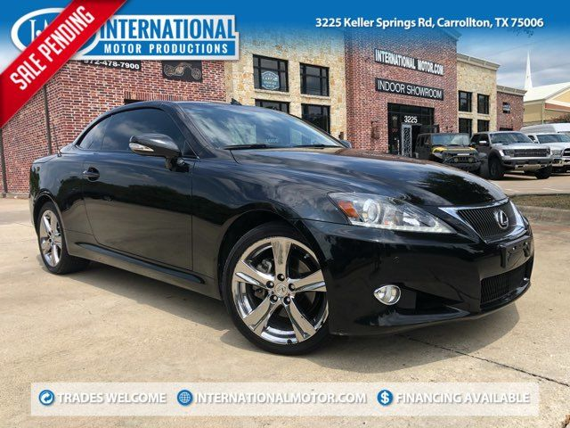 2011 Lexus IS 250C in Carrollton, TX 75006
