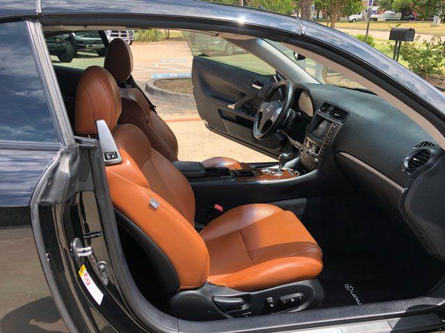 2011 Lexus IS 250C in Carrollton, TX 75006