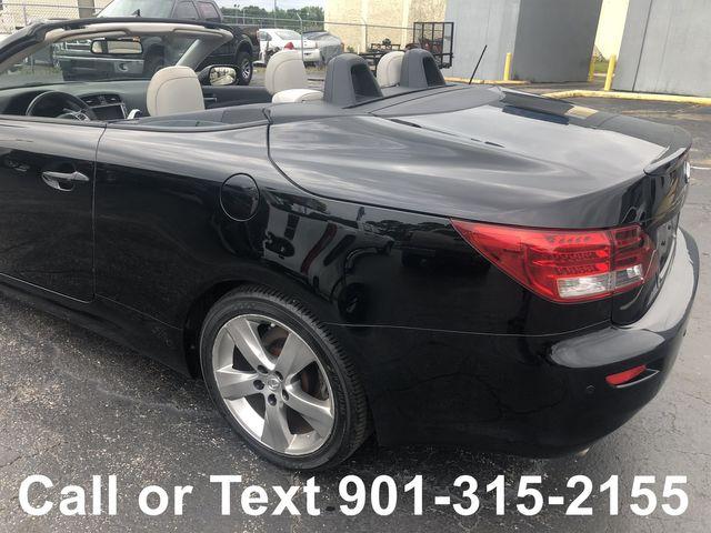 2011 Lexus IS 250C in Memphis, Tennessee 38115