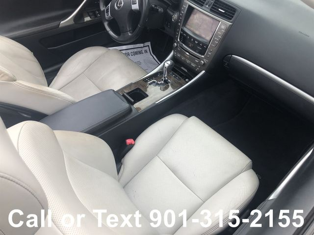 2011 Lexus IS 250C in Memphis, TN 38115