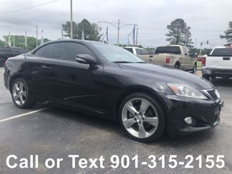 2011 Lexus IS 250C  | Memphis, Tennessee | Tim Pomp - The Auto Broker in  Tennessee