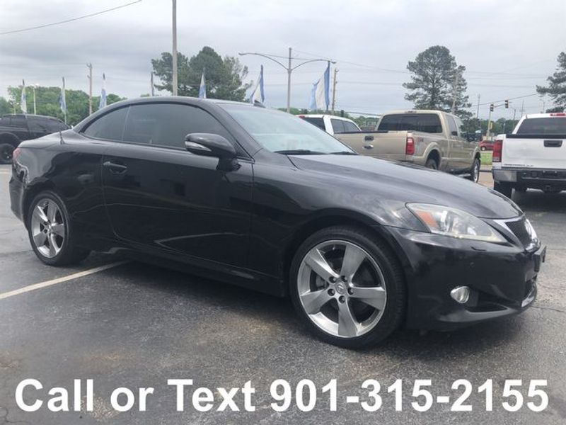 2011 Lexus IS 250C  | Memphis, Tennessee | Tim Pomp - The Auto Broker in Memphis Tennessee
