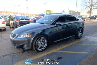 2011 Lexus IS 350 SUNROOF NAVIGATION COOLED N HEATED LEATHER SEATS in Memphis, Tennessee 38115