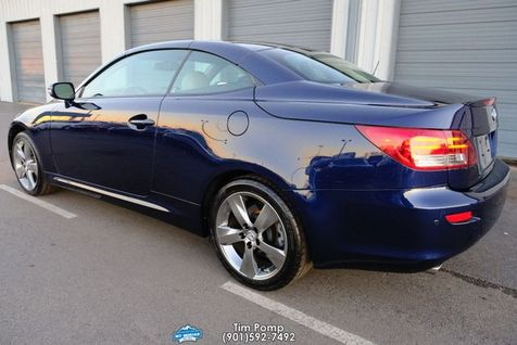 2011 Lexus IS 350C NAVIAGTION / BACK UP CAMERA | Memphis, Tennessee | Tim Pomp - The Auto Broker in Memphis, Tennessee