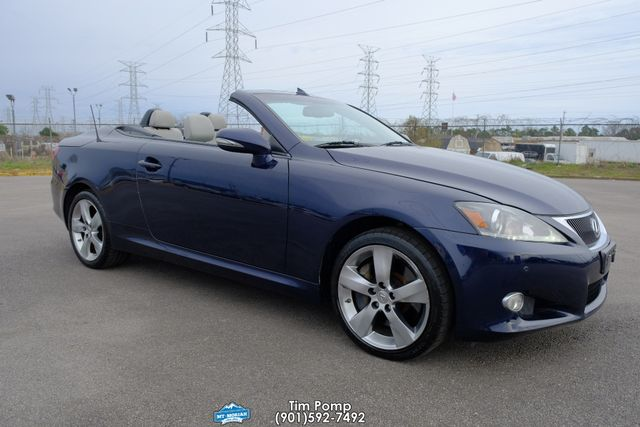 2011 Lexus IS 350C NAVIGATION / POWER CONVERTIBLE HARD TOP in Memphis, Tennessee 38115