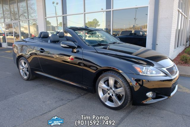 2011 Lexus IS 350C NAVIGATION in Memphis, Tennessee 38115