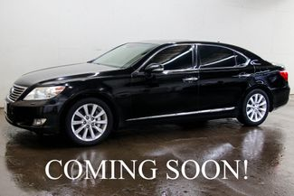 2011 Lexus LS460 L AWD w/Mark Levinson Audio, in Eau Claire, Wisconsin