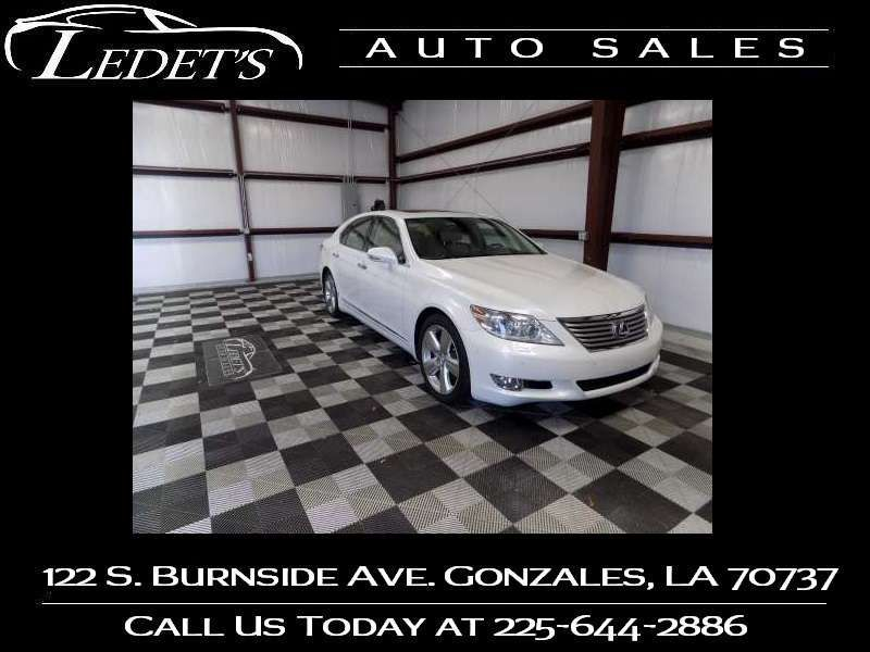 2011 Lexus LS 460 460 - Ledet's Auto Sales Gonzales_state_zip in Gonzales Louisiana