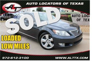 2011 Lexus LS 460 L | Plano, TX | Consign My Vehicle in  TX