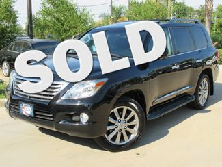 2011 Lexus LX 570 4WD | Houston, TX | American Auto Centers in Houston TX