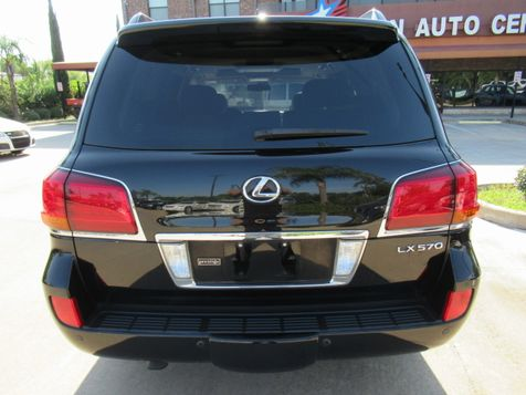 2011 Lexus LX 570 4WD | Houston, TX | American Auto Centers in Houston, TX