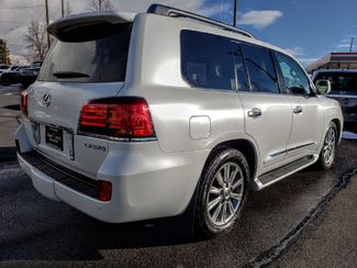 2011 Lexus LX 570 Sport Utility LINDON, UT 7