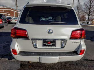 2011 Lexus LX 570 Sport Utility LINDON, UT 8
