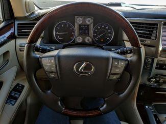 2011 Lexus LX 570 Sport Utility LINDON, UT 9