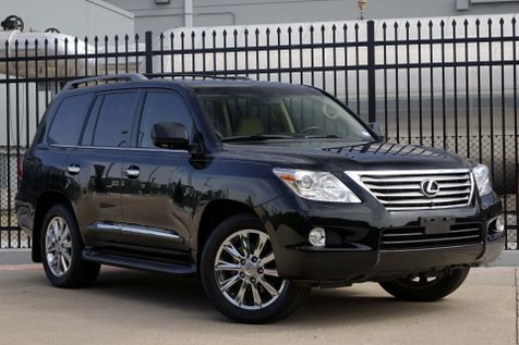 2011 Lexus LX 570 Loaded* Leather* Nav* BU Cam* DVD* Sunroof ...