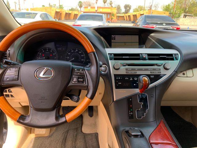 2011 Lexus RX 350 AWD 3 MONTH/3,000 MILE NATIONAL POWERTRAIN WARRANTY Mesa, Arizona 14
