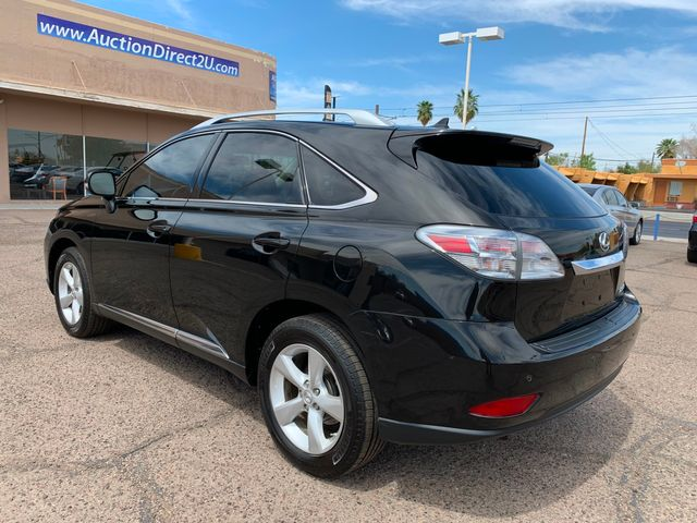 2011 Lexus RX 350 AWD 3 MONTH/3,000 MILE NATIONAL POWERTRAIN WARRANTY Mesa, Arizona 2