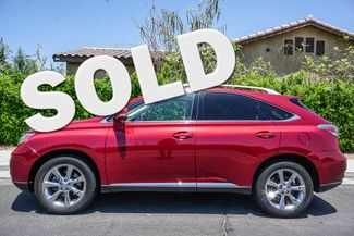2011 Lexus RX 350 in Cathedral City, California