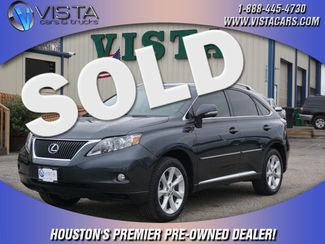 2011 Lexus RX 350   city Texas  Vista Cars and Trucks  in Houston, Texas