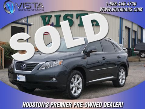 2011 Lexus RX 350  in Houston, Texas