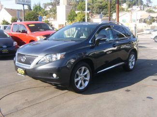 2011 Lexus RX 350 Los Angeles, CA 0
