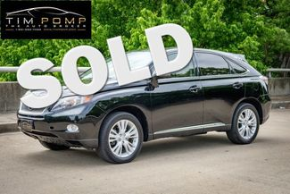 2011 Lexus RX 450h HYBRID SUNROOF LEATHER SEATS | Memphis, Tennessee | Tim Pomp - The Auto Broker in  Tennessee