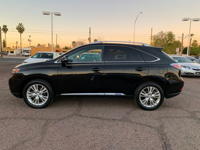 2011 Lexus RX 450h 3 MONTH/3,000 MILE NATIONAL POWERTRAIN WARRANTY Mesa, Arizona 1