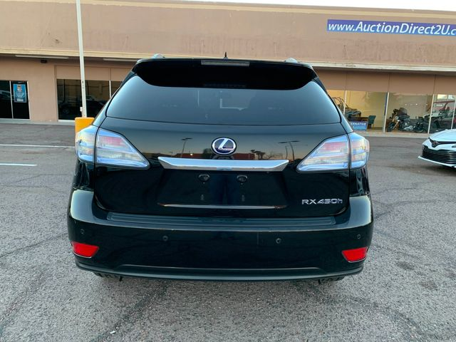 2011 Lexus RX 450h 3 MONTH/3,000 MILE NATIONAL POWERTRAIN WARRANTY Mesa, Arizona 3