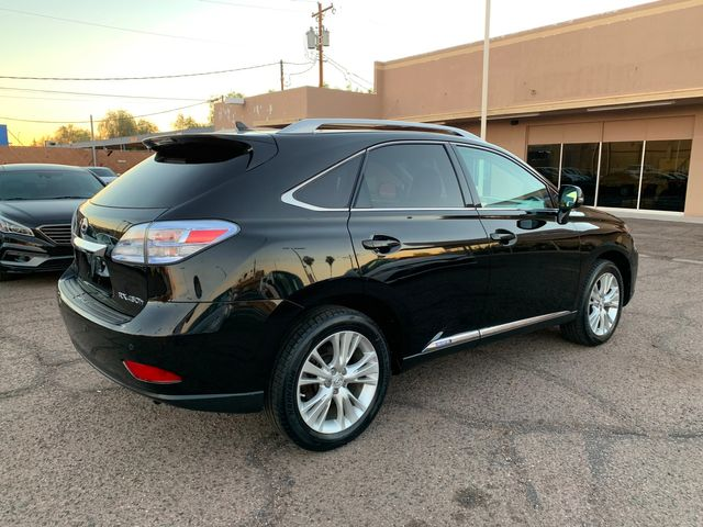 2011 Lexus RX 450h 3 MONTH/3,000 MILE NATIONAL POWERTRAIN WARRANTY Mesa, Arizona 4