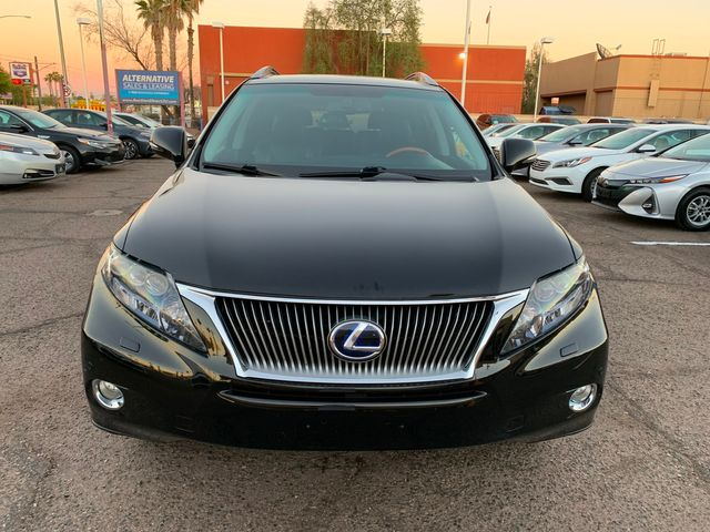 2011 Lexus RX 450h 3 MONTH/3,000 MILE NATIONAL POWERTRAIN WARRANTY Mesa, Arizona 7